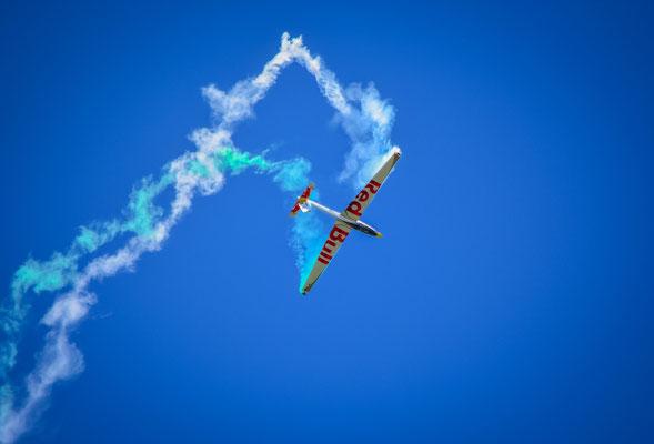 Red Bull X Glider - Luca Bertossio - Dittinger Flugtage 2018