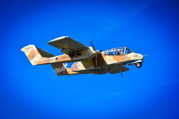 Rockwell OV-10 Bronco - Dittinger Flugtage
