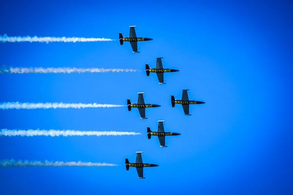 Breitling Jet Team - Dittinger Flugtage 2018