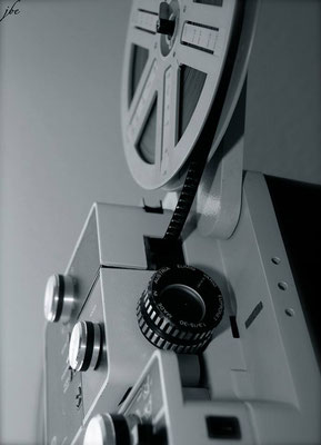Super 8 Projektor