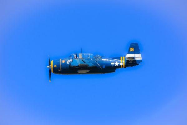 Grumman TBF Avenger - Dittinger Flugtage 2018