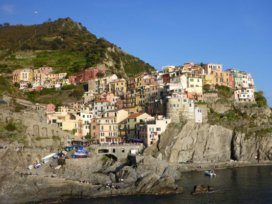 Hiking the Cinque Terre Trail in Italy