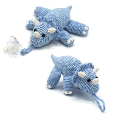 Speenknuffel triceratops