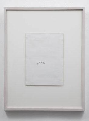 """J. MASSENET """" WERTHER """" No.1 1999 27.0 × 19.2 cm paper, ink, poster-color"""