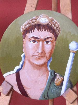 Der große Kaiser Traian, 2013, für das Forum Traiani