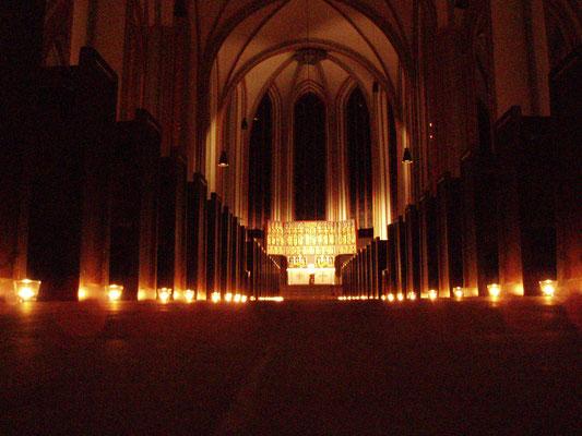 StilleAbend in St. Johannis zum Ewigkeitssonntag