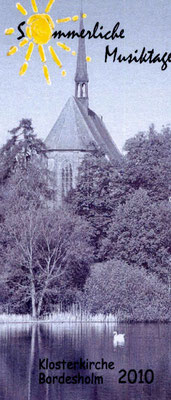 Zwei Konzerte in Kloster Bordesholm: Händel schrieb die Ode an Cecilie mit einer obligaten Lautenstimme