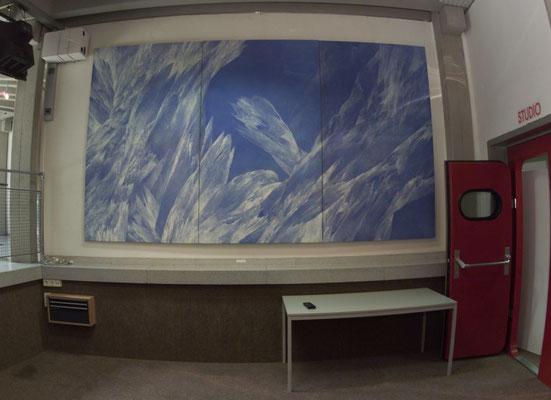 Ausstellungsansicht ORF Funkhausgalerie, Foto: Pego Gottwald