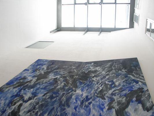 Ausstellungsansicht KHG Graz, 2009, Foto: Hollerer