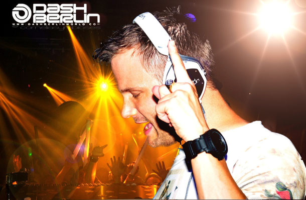Dash Berlin, Mad Lausanne 2014