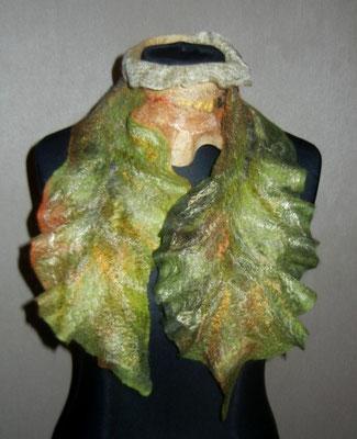 Шарф Сказочный лес. Цена $45