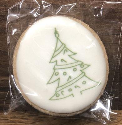 Saisonale Lebkuchen Weihnachten Mini Tannenbaum