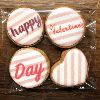 Saisonale Lebkuchen Valentinstag Miniset
