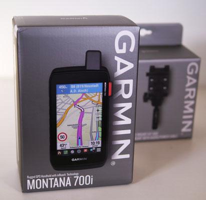 Garmin Montana 700i