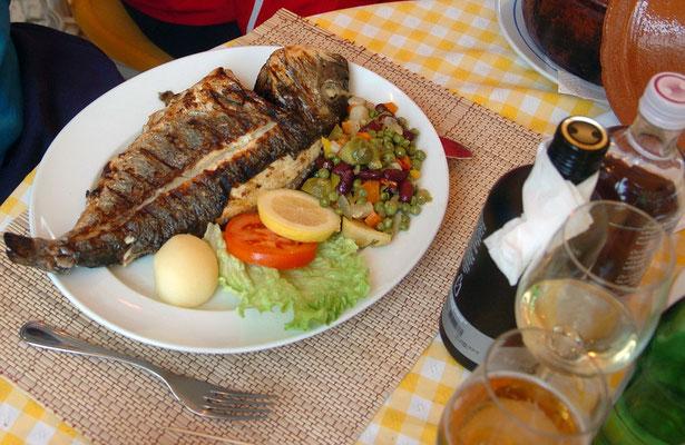 Portugal, Algarve, Lagos - Mahlzeit!