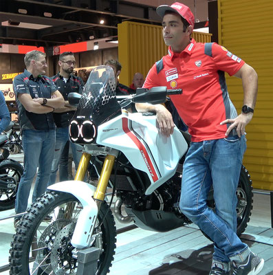 Ducati Scrambler Desert X Concept