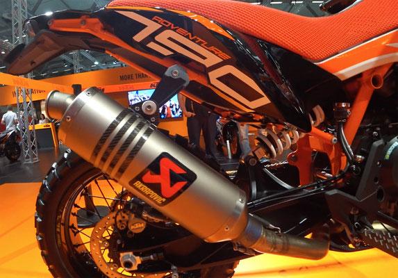 KTM 790 Adventure R Prototyp