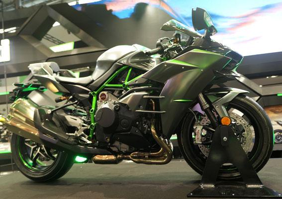 Kawasaki Ninja H2 R Carbon
