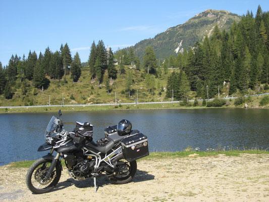 Am Nassfeld Pass
