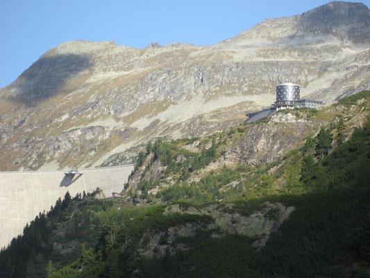 Kölnbreinsperre, Österreichs höchste Staumauer