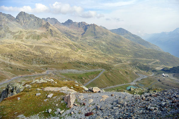 Kaunertaler Gletscherstraße