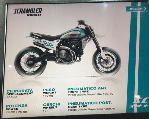 Ducati Scrambler Supermoto Concept