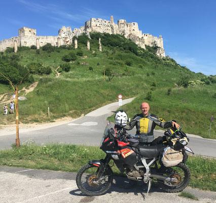 Zipser Burg / Slowakei