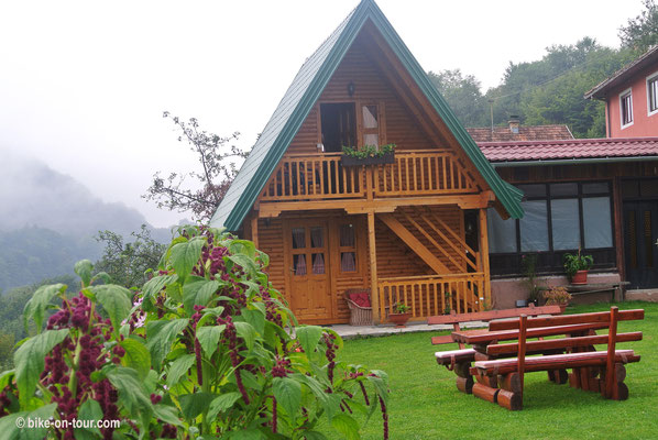 Balkan 2014 • Bosnien-Herzegowina • Foca • Motel Bavaria