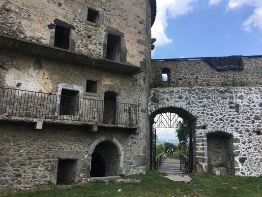 Burg Bzovik / Slowakei