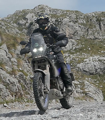 Wolfs Tenere Balkantour, Montenegro