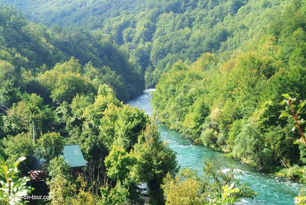 Balkan 2014 • Bosnien-Herzegowina • entlang der Drna