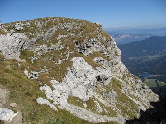 Lahnscharte (Mangart)