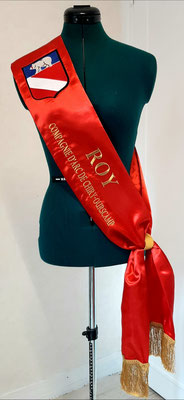 echarpe ROY