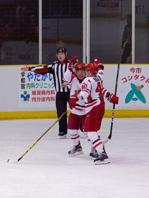 アジアリーグ Recap アイスバックス 3-4 チャイナドラゴン
