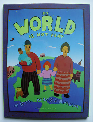 My World is Not Flat, activity book published 1993.