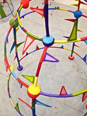 Steeple 2013, detail