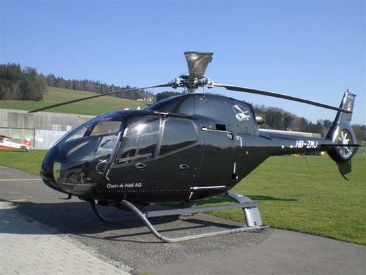 Hubschraubertyp EC 120