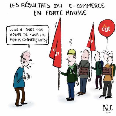 Dessin publié sur Coqdesbruyères.fr