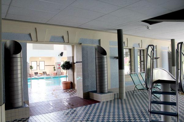 Badehaus Nordhausen: Neu und alt passen gut zusammen