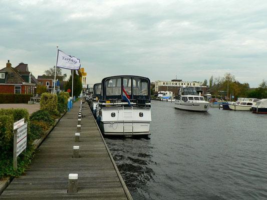 Türfskip Yachtcharter