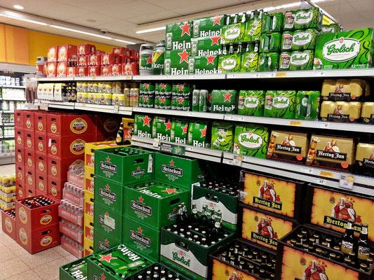 Meine Lieblingsabteilung im Supermarkt