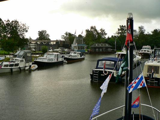 Im Passantenhaven Langweer