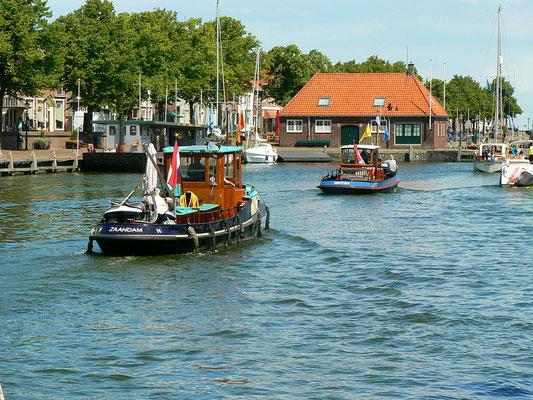 Stadthafen Medemblik