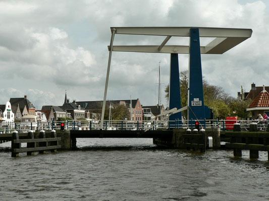 Zijlroedebrug - Lemmer