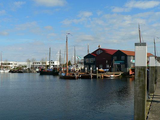 Der alte Hafen von Elburg