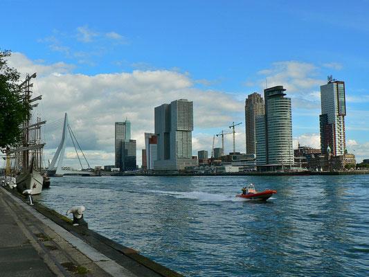 An der Nieuwe Maas- Rotterdam