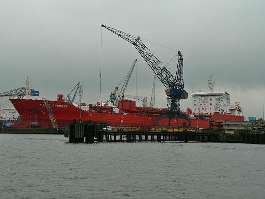 Hafen Amsterdam