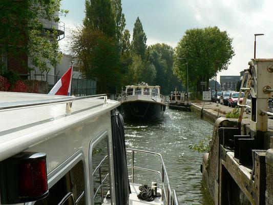 Doorslagsluis, Nieuwegein