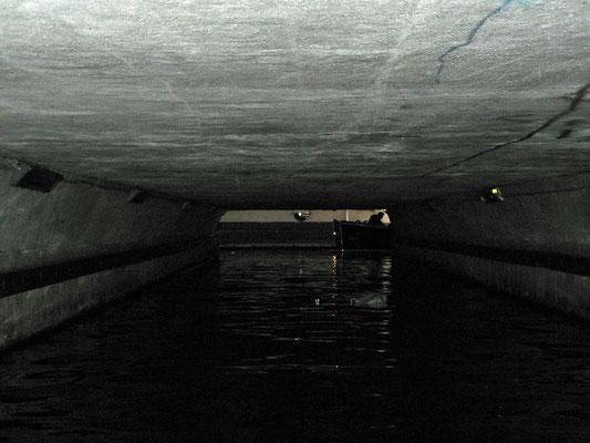 Da ist das Licht am Ende des Tunnels....