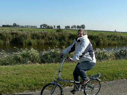 Mit dem Rad nach Hindeloopen
